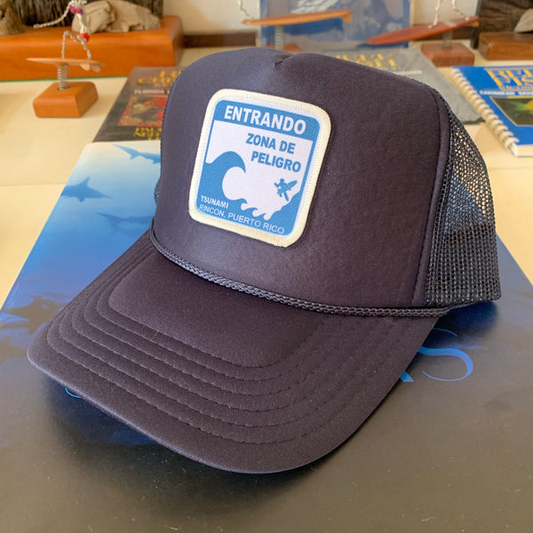 Tsunami Patch Hat