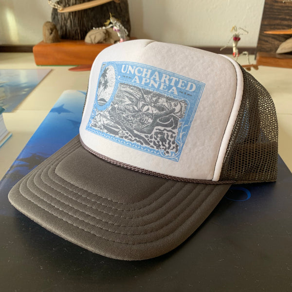 Uncharted Apnea Hat