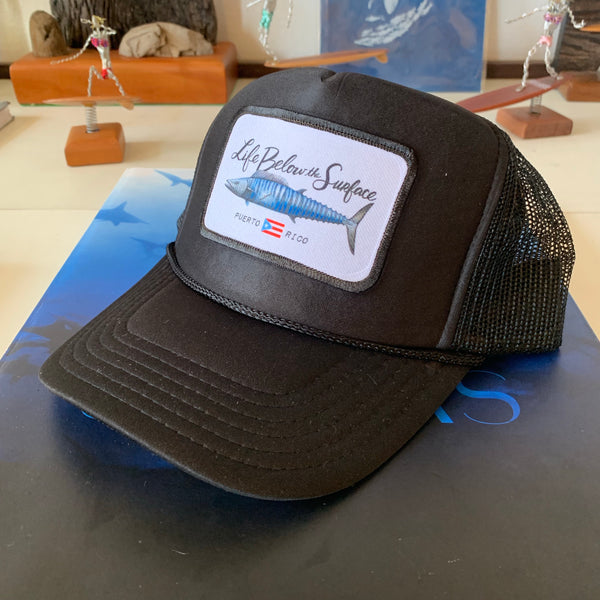 Life Below The Surface Wahoo Hat