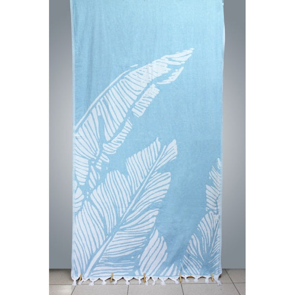Palm Leaf Turkish Towel