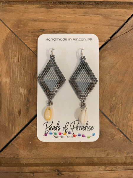 Beads of Paradise Earrings