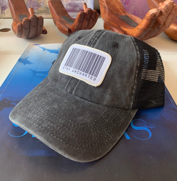 Stay Uncharted Barcode Hat