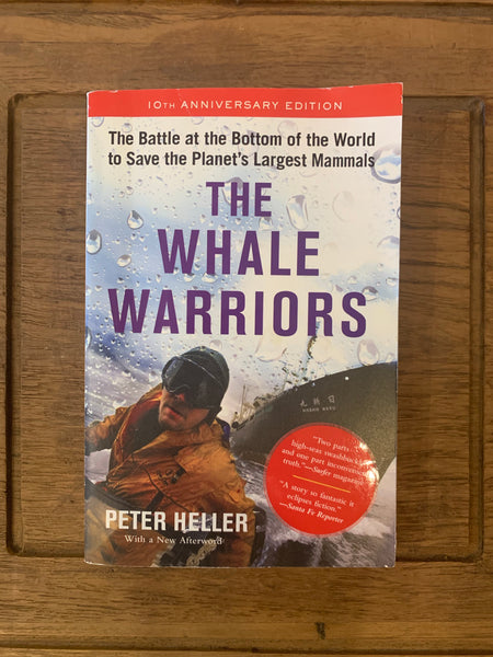 The Whale Warriors Book