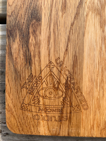 Carved Uncharted Cutting Boards