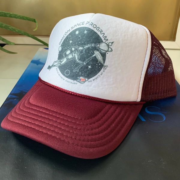 Rincon Space Program Hat