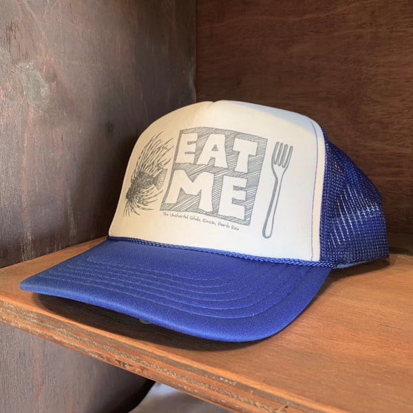 Eat Lionfish Hat