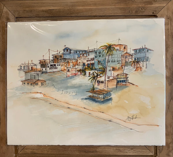 Greg Huba Watercolor