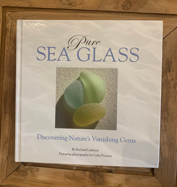 Pure Sea Glass Book