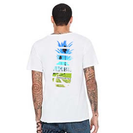 Mens Uncharted Pineapple Shirt