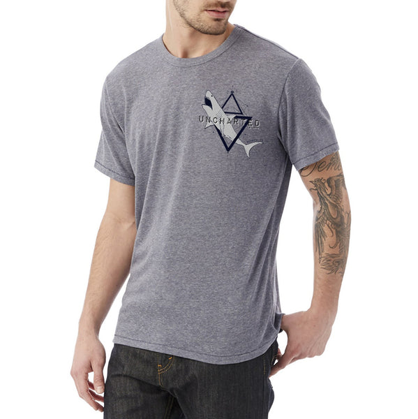 Uncharted Shark Tee