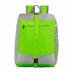 Mochila Lorze con parte frontal adherible---CISIN099