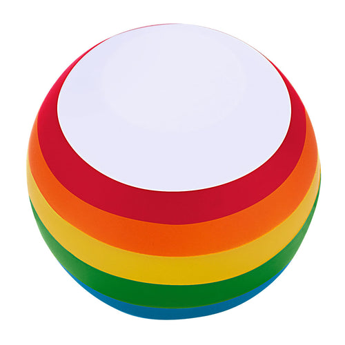 Pelota antiestrés colorful---LSSTR025