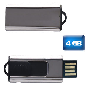 Memoria USB Slim retráctil---TKUSB043