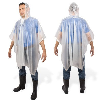 Impermeable tipo poncho--IMPPONCH