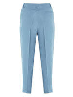 CLASSIC PLEATED PENCIL TROUSERS