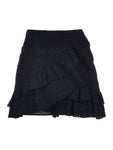 FRILLED LACE SHORTSKIRT