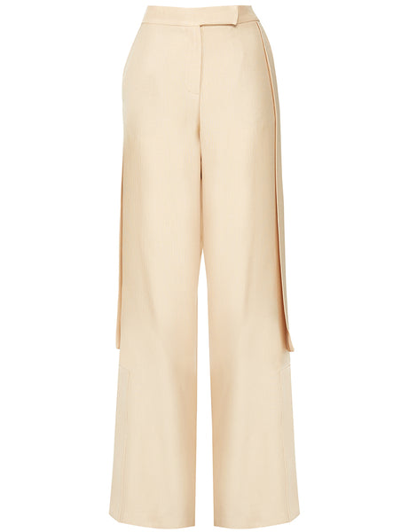 SLIT DETAIL TROUSERS