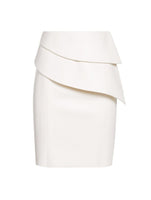 PLY DETAILED SKIRT