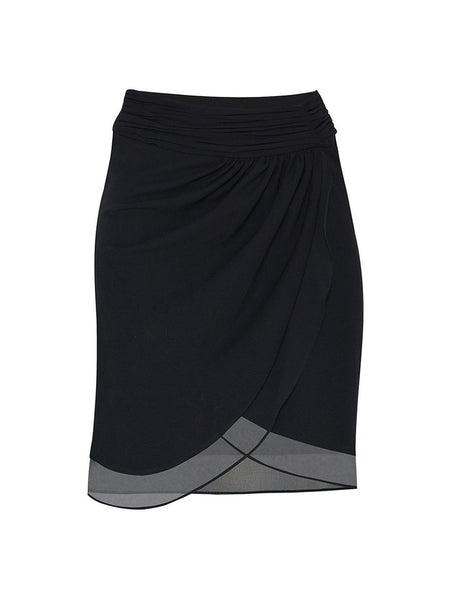 WRAP OVER SKIRT