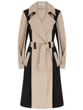 CRYSTAL TRENCH COAT