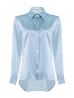 CLAIRE SILK SHIRT