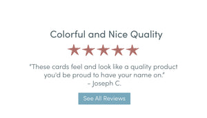 Color and quality five star review