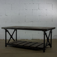 Furniture Pipeline - Houston Industrial Chic Coffee Table