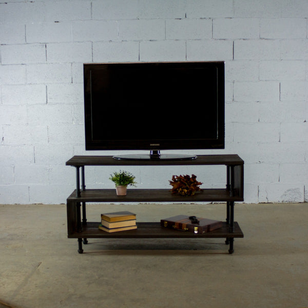 Furniture Pipeline - Tucson Modern Industrial TV Stand