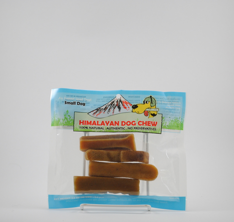Himalyan Dog Chews - An Everest-Sized Treat