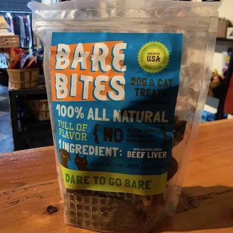 Bare Bites Dog & Cat Treats