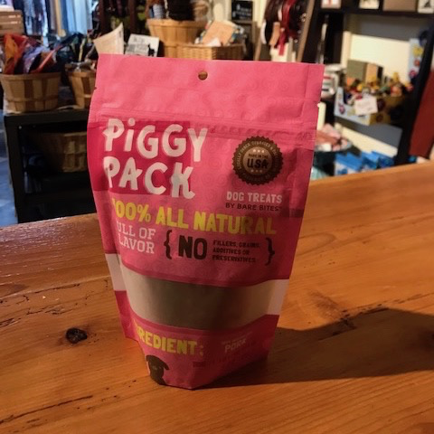 Bare Bites Piggy Pack 3oz