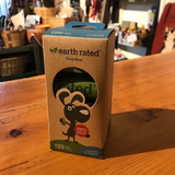 Earth rated Poop bags - 8 rolls