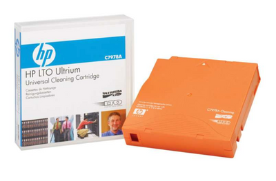 C7978A - HP LTO Universal Cleaning Cartridge