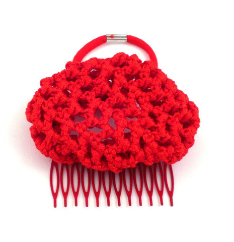 Red Crochet (Clearance)