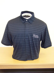Dark Blue DryTec Polo Shirt