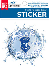 Fear the Pilot Decal