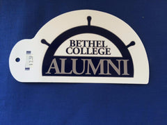 Alumni Car Decal