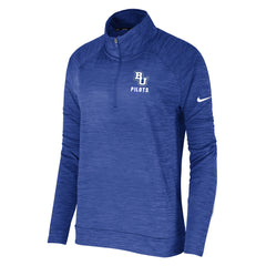 BU Womens Pacer Half Zip Running Top