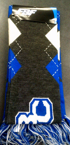 ARGYLE WINTER SCARF