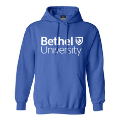 Bethel University Comfort Fleece Hood