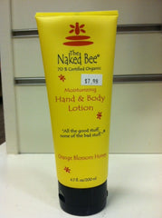 The Naked Bee Moisturizing Hand & Body Lotion 6.7 fl.oz/200ml