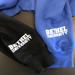Bethel University Shield Sweatshirt