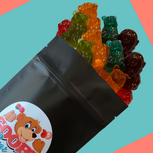 3D Monster Gummies