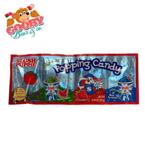 Slush Puppie dip-n-lik popping candy