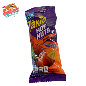 Takis Hot Nuts
