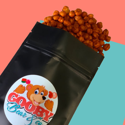 Spicy Garbanzos