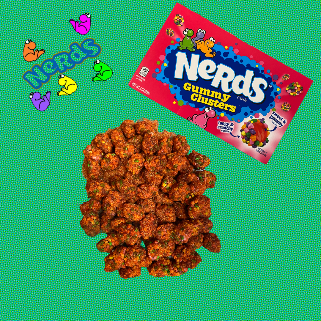 Spicy Gooby Nerds Clusters