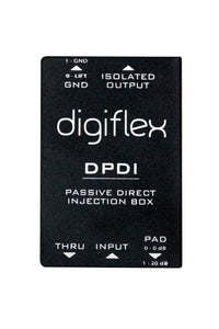 DI Direct Boxes and Isolation Devices