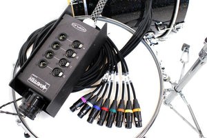 DPR Drum kit Cabling