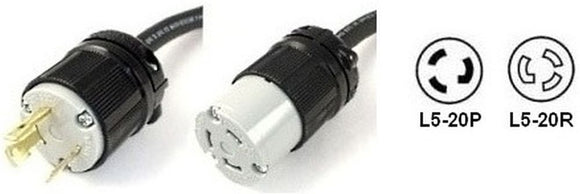 TL3 Twist-Lock Adapters L5-20